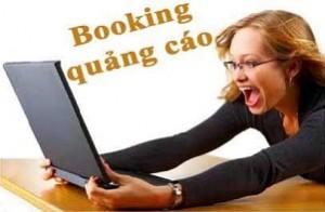 Booking quảng cáo
