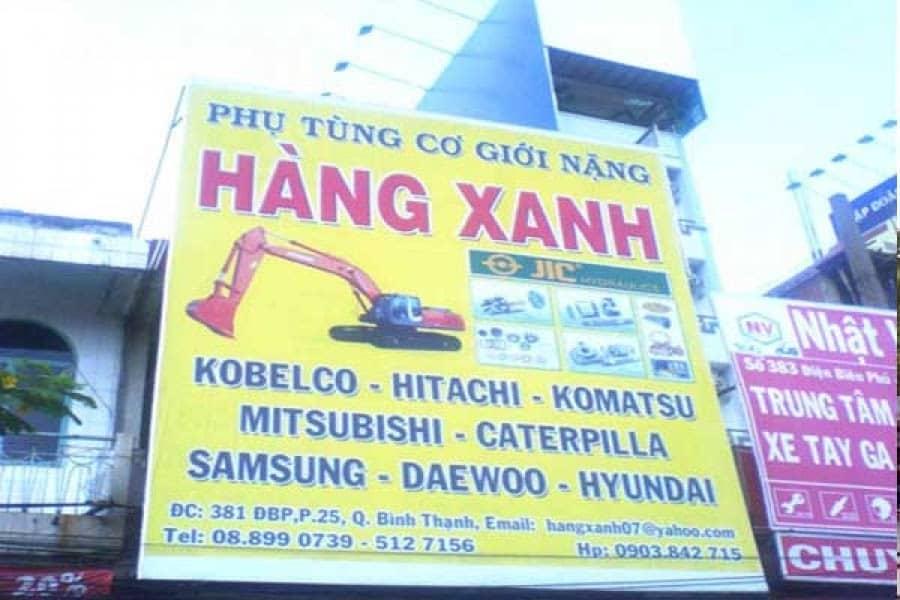 Lợi ích bạn sẽ nhận được khi thi công bảng hiệu Hiflex của Đăng Quang Ad