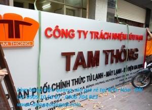 Làm bảng hiệu quảng cáo giá rẻ tại Biên Hòa