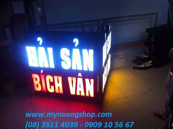 Làm bảng hiệu quảng cáo giá rẻ tại Vũng Tàu