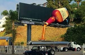 Tiêu chuẩn biển quảng cáo đẹp