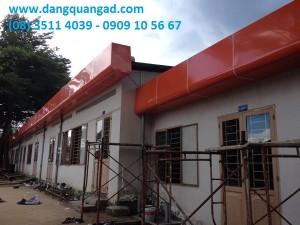 Thi công ốp aluminium Long Khánh Đồng Nai