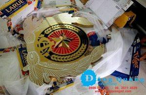 Thiết kế Gia công chữ nổi inox vàng quận 8 tp hcm