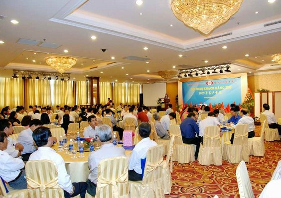 công ty tổ chức sự kiện chuyên nghiệp