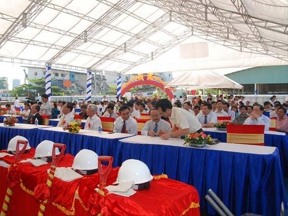 công ty tổ chức sự kiện chuyên nghiệp tại TP.HCM