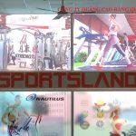 Tổ chức thi công bảng hiệu cho SPORTSLAND