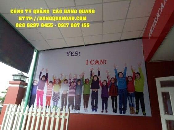 làm bảng hiệu tại Tây Ninh