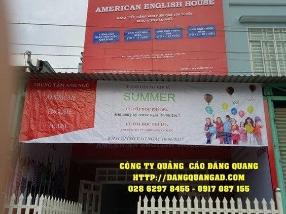 Thi công bảng hiệu alu tại Tây Ninh