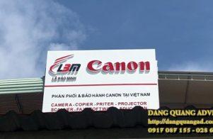thi cong bang quang cao alu chu noi led canon le bao minh (7)