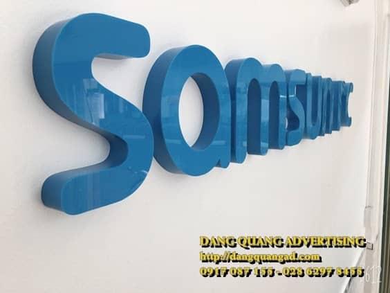 đăng quang cam kết cung cấp đúng số lượng lẫn chất lượng bảng hiệu quảng cáo